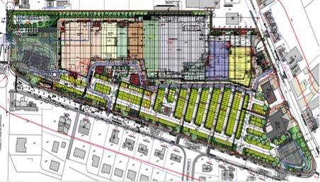 Centre commercial de Waterloo Centre – Site CARREFOUR
