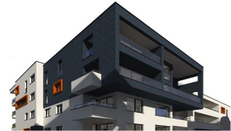 Projet résidentiel Technic-Gum